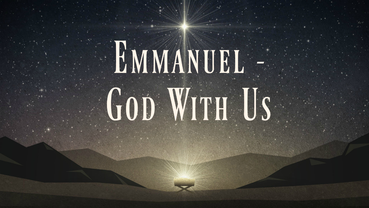 Image result for emmanuel god with us