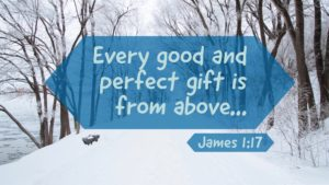james 1:17 looking for good